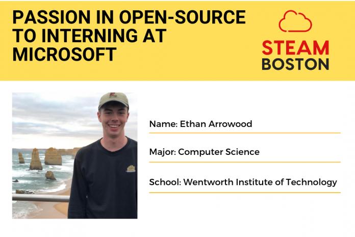 Ethan Arrowood steam boston