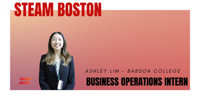 Ashley Lim - Business Operations Intern